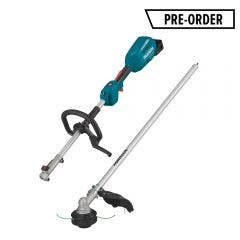 MAKITA 18V Brushless Multi-Function Powerhead and Line Trimmer Skin DUX18ZX2