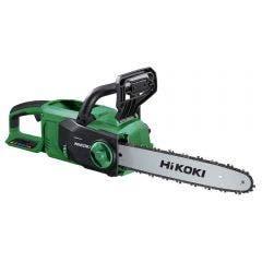 HIKOKI 36V Brushless 350mm Chainsaw Skin