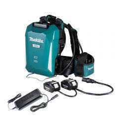 MAKITA Portable Power Supply Kit with Charger & 18Vx2 Adaptor PDC1200A01