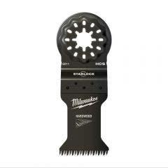 MILWAUKEE 35mm STARLOCK High Carbon Steel Japanese Tooth Hardwood Blade 48906011