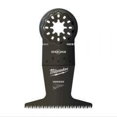 MILWAUKEE 63.5mm STARLOCK High Carbon Steel Japanese Tooth Hardwood Blade 48906015
