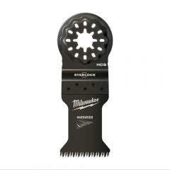 MILWAUKEE 35mm STARLOCK Bi-Metal Japanese Tooth Hardwood Blade 48906017