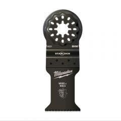 MILWAUKEE 35mm STARLOCK Bi-Metal Multi Material Blade 48906021