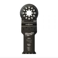 MILWAUKEE 28mm STARLOCK Bi-Metal Metal Blade 48906031