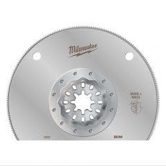 MILWAUKEE 102mm STARLOCK Bi-Metal Metal Segmented Blade 48906039