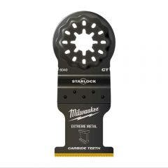MILWAUKEE 35mm STARLOCK Titanium Enhanced Carbide Teeth Blade 48906040
