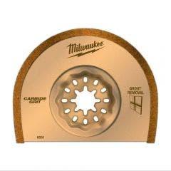 MILWAUKEE 76mm STARLOCK Wide Kerf Carbide Grit Blade 48906051