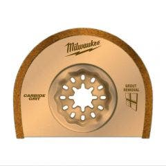 MILWAUKEE 76mm STARLOCK Thin Kerf Carbide Grit Blade 48906050