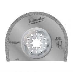 MILWAUKEE 76mm STARLOCK Thin Kerf Diamond Grit Blade 48906052