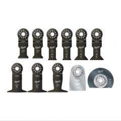 MILWAUKEE 11 piece STARLOCK General Purpose Kit 48906090