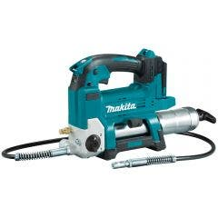 MAKITA 18V 450g Barrel Capacity 2-Speed Grease Gun Skin DGP180ZBK