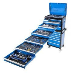 KINCROME 312 Piece 14 Drawer Evolution Workshop P1712