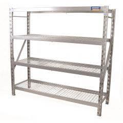 KINCROME 4 Shelf Industrial Shelving K7103