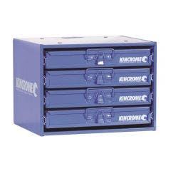 KINCROME 4 Drawer Multi-Storage Case Set System K7612
