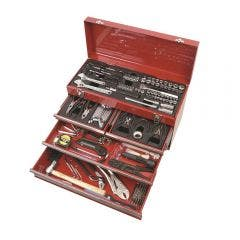 SUPATOOL 300 Pcs 1/4in & 3/8in Drive Tool Chest Kit S010030