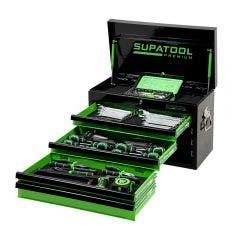 SUPATOOL 118 Pcs 4-Drawer Tool Chest Kit STP1200