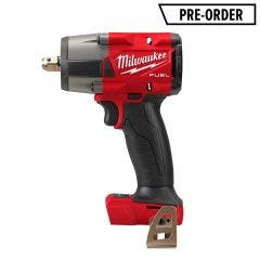 MILWAUKEE 18V FUEL™ 1/2inch Mid-Torque Impact Wrench w. Pin Detent Skin M18FMTIW2P12-0