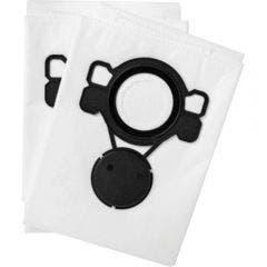 NILFISK Fleece Dust Filter Wet/Dry Vacuum Bags - 5 Piece 107419593