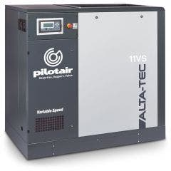 PILOT AIR 11KW Variable Speed Drive Rotary Screw Compressor AT11VS