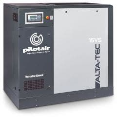 PILOT AIR 15KW Variable Speed Drive Rotary Screw Compressor AT15VS