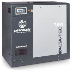 PILOT AIR 7.5KW Variable Speed Drive Rotary Screw Compressor AT7.5VS