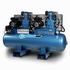 PILOT AIR Duplex Reciprocating Piston Compressor K17/DUPLEX/2.2KW