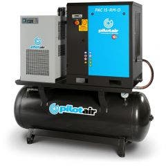 PILOT AIR 15KW Fixed Speed Rotary Screw Compressor Full Feature PAC 15-RM-D