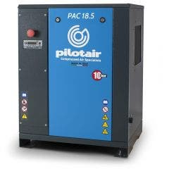 PILOT AIR 18.5KW Fixed Speed Rotary Screw Compressor PAC 18.5