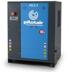 PILOT AIR 5.5KW Fixed Speed Rotary Screw Compressor PAC 5.5