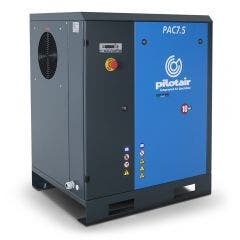 PILOT AIR 7.5KW Fixed Speed Rotary Screw Compressor PAC 7.5