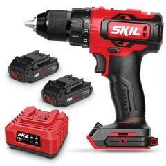 SKIL 20V Brushless 2 x 2.5Ah Drill Driver Kit DL5293E-20