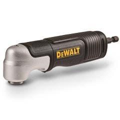 DEWALT 1/4in Hexagon Right Angle Drill Attachment DT20500-QZ