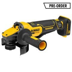 DEWALT 18V 125MM Angle Grinder with XR Flexvolt Advantage Skin