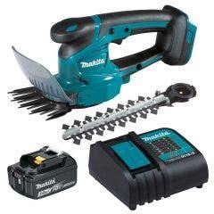 MAKITA 18V 1 x 3.0Ah 110mm Grass Shear Kit DUM111SFX
