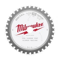 MILWAUKEE 149mm 34T Metal Circular Saw Blade 48404215