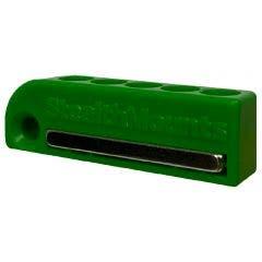 STEALTHMOUNTS 2 Pack Bit Holder for Festool Green BH-FT-GRN-2