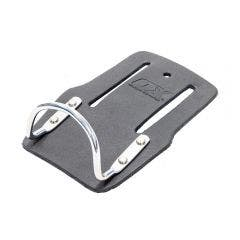 OX Trade Black Leather Hammer Holder - Fixed OX-T265701