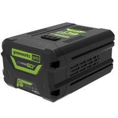 GREENWORKS 60V Battery Li-Ion 4.0ah 2935807AU