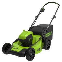 GREENWORKS 60V Lawnmower 460mm 3-in-1 Skin 2514507AU