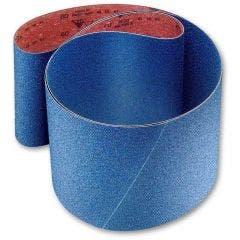 SIA ABRASIVES 150 x 1220mm 120 Grit Zirconia  Linishing Belt 2 Pack F03E02DD1D