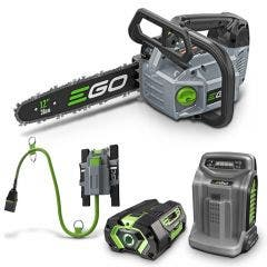 EGO POWER+ 56V 1 x 5.0Ah Commercial Top Handle Chainsaw Kit CSX3003