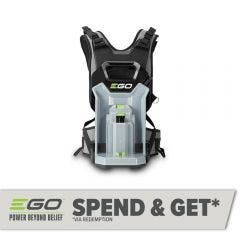 EGO POWER+ 56V Backpack Harness with Adaptor Skin BHX1001