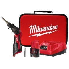 MILWAUKEE 12V 1 x 3.0Ah Soldering Iron Kit M12SI-301B