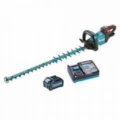 MAKITA 40V MAX XGT Brushless 1 x 4.0Ah 750mm Hedge Trimmer Kit UH009GM101