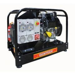GENTECH 6.8kVA Yanmar Powered Mine Diesel Generator ED6800YSRE-MINE