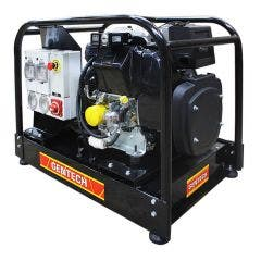 GENTECH 8.5kVa Yanmar Powered Mine Diesel Generator ED8500KSRE-MINE