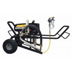 WAGNER 3.29 Skid Airless Sprayer Pro Spray Low Boy 558015