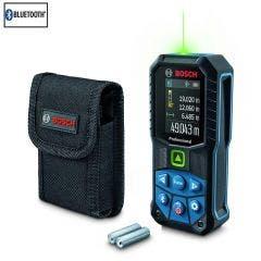 BOSCH 50M Green Beam Bluetooth Connected Distance Measurer GLM 50-27 CG 0.601.072.UK0