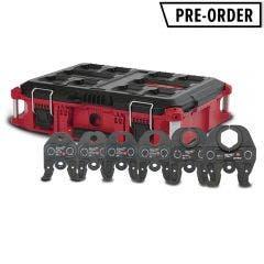 MILWAUKEE 18V ONE-KEY™ FORCE LOGIC™ Brushless Press Tool Jaw Kit M18ONEBLHPT-JAWKIT