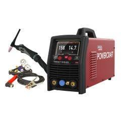 LINCOLN POWERCRAFT® 206 AC/DC (200A/10A) Tig Welder K69079-1